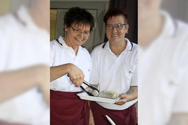 Metzgete beim Frauenverein hat eine lange Tradition