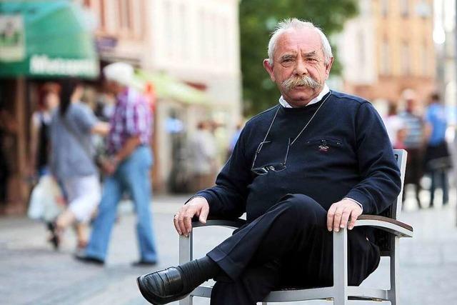 Bruno Kohlmeyer – ein intimer Kenner des Lebens in Lahr