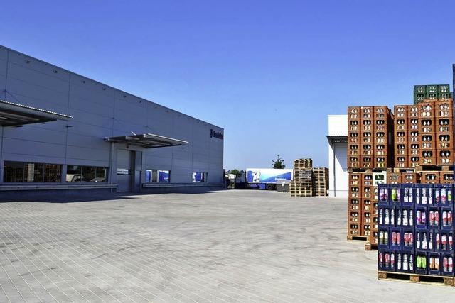 Peterstaler investiert acht Millionen in neues Logistikzentrum