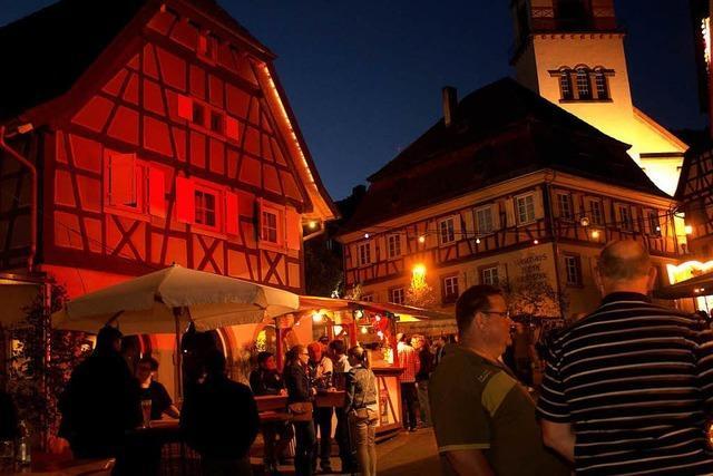 Steht das Kirchbergfest in Münchweier vor dem Aus?