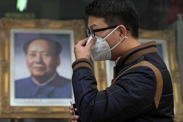 Sieben Millionen Menschen sterben jährlich an der Luftverschmutzung