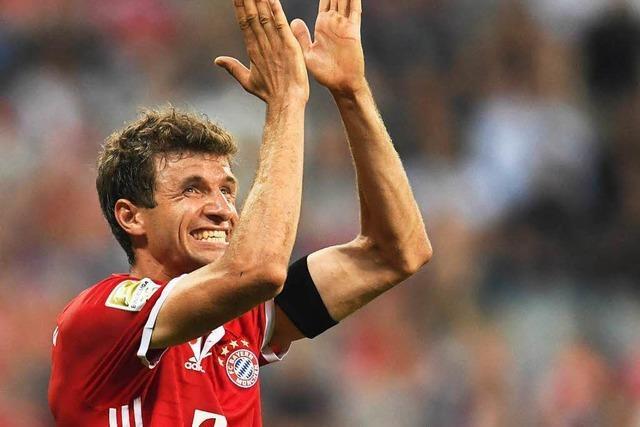 FC Bayern München tritt bei Atlético in Madrid an