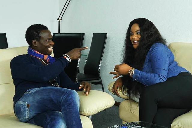 Premiere des deutsch-nigerianischen Films