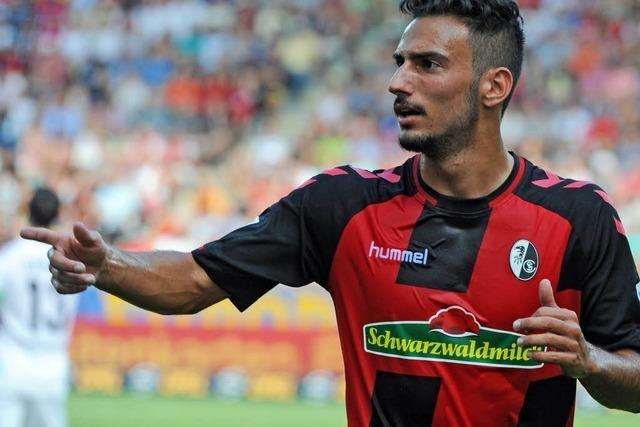 SC Freiburg: Onur Bulut hat sich im Mittelfeld etabliert