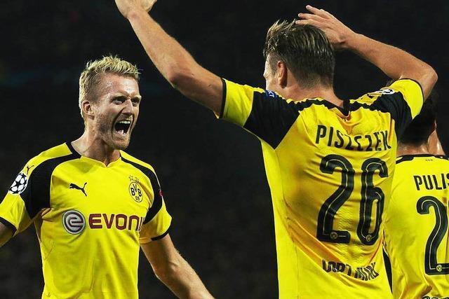 2:2 gegen Real Madrid – Schürrle erlöst Dortmund