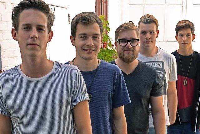 Deutscher Indie-Pop von der Lörracher Band HandinHand