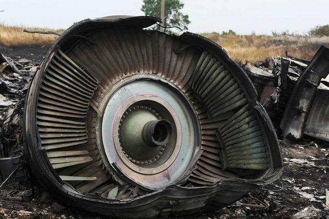 MH17: Ermittler sehen Russland in der Verantwortung