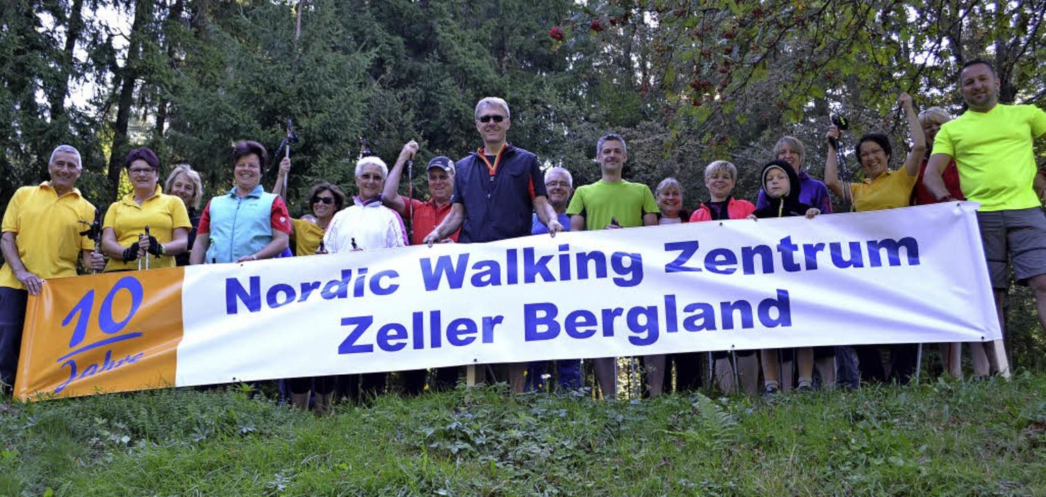 Gleichzeitig mit dem diesjährigen Lauf... Bergland sein zehnjähriges Bestehen.   | Foto: Paul Berger