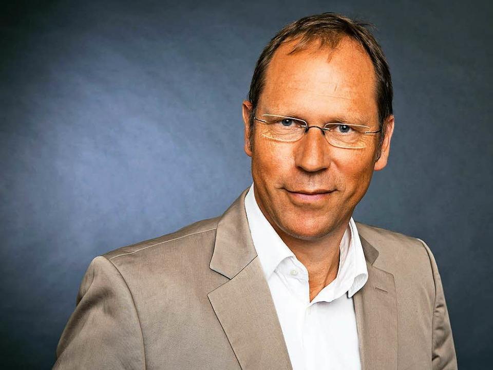 Thomas Fricker, ab 1. Oktober neuer Chefredakteur der Badischen Zeitung  | Foto: bz