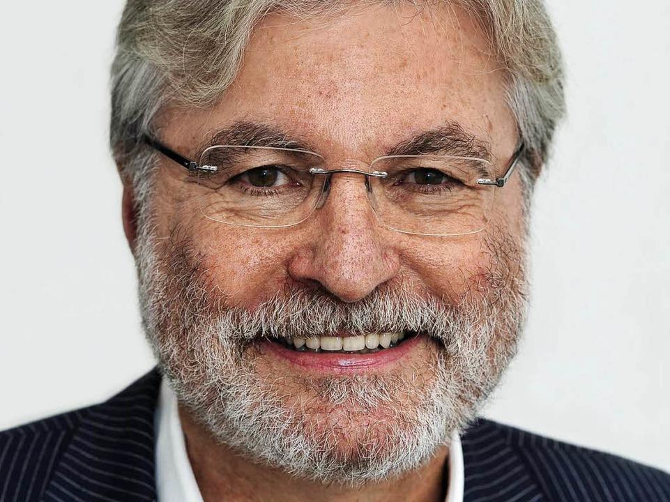 Thomas Hauser, künftiger Herausgeber der Badischen Zeitung  | Foto: Thomas Kunz