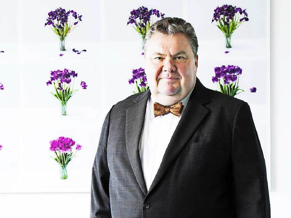 Dr. Christian Hodeige, Verleger und Miteigentümer  | Foto: Michael Wissing