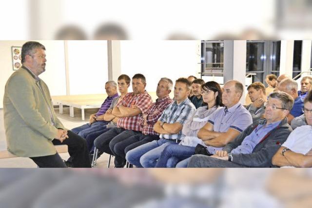 Flurneuordnung: Chance für die Landwirtschaft