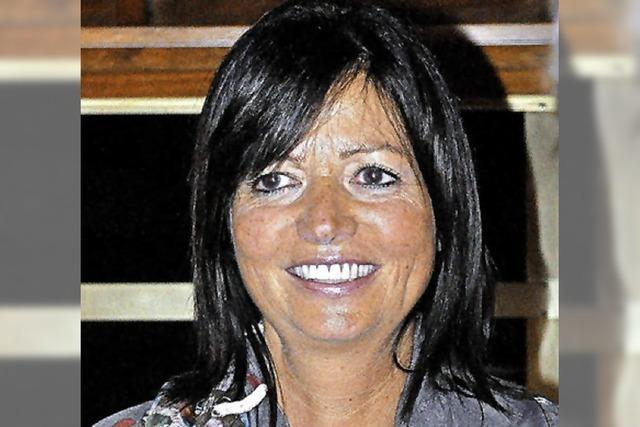 Susanne Krämer führt Förderer