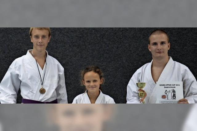 Karate in Höchenschwand