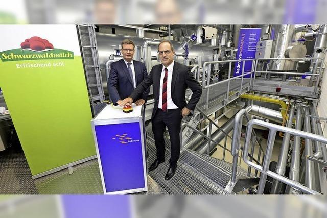 Neues Blockheizkraftwerk für die Schwarzwaldmilch