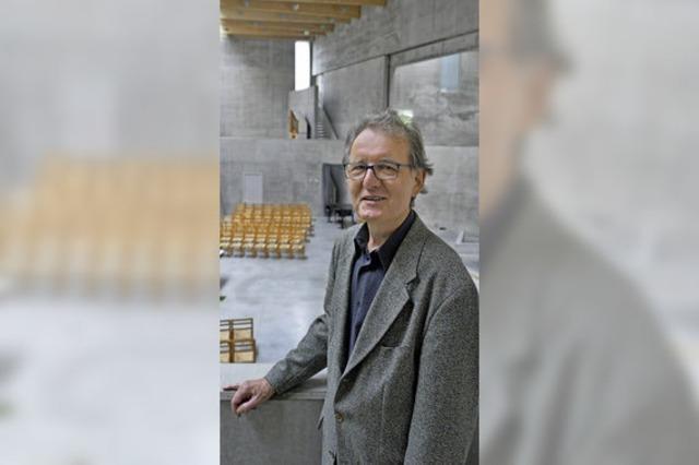 Ein politischer Denker: Pfarrer Konrad Islinger geht in Ruhestand