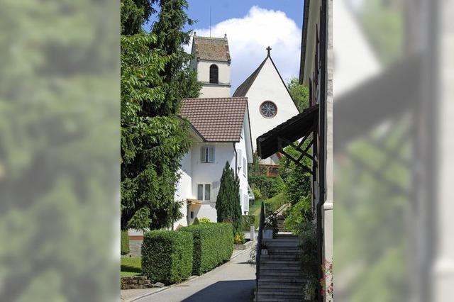 St. Georg nun auch werktags geöffnet