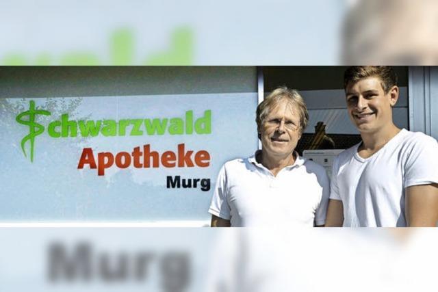Aus Murgtal- wird Schwarzwald-Apotheke
