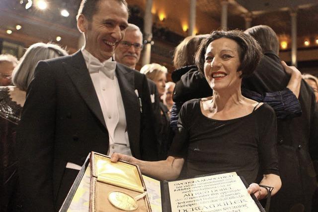 Wie alljährlich der Träger des Literaturnobelpreises ermittelt wird