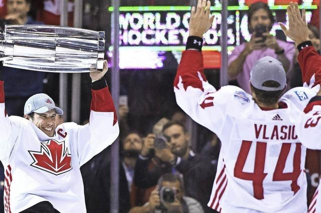 Kanada gewinnt World Cup of Hockey