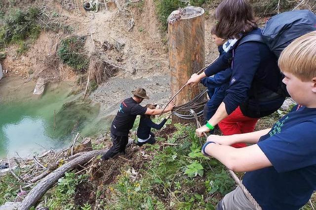 Österreich: Wildbachtrail in Fendels
