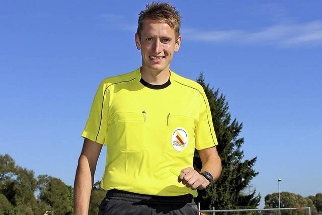 Dieser Schwarzwald-Schiedsrichter pfeift sein 1000. Spiel – mit 32