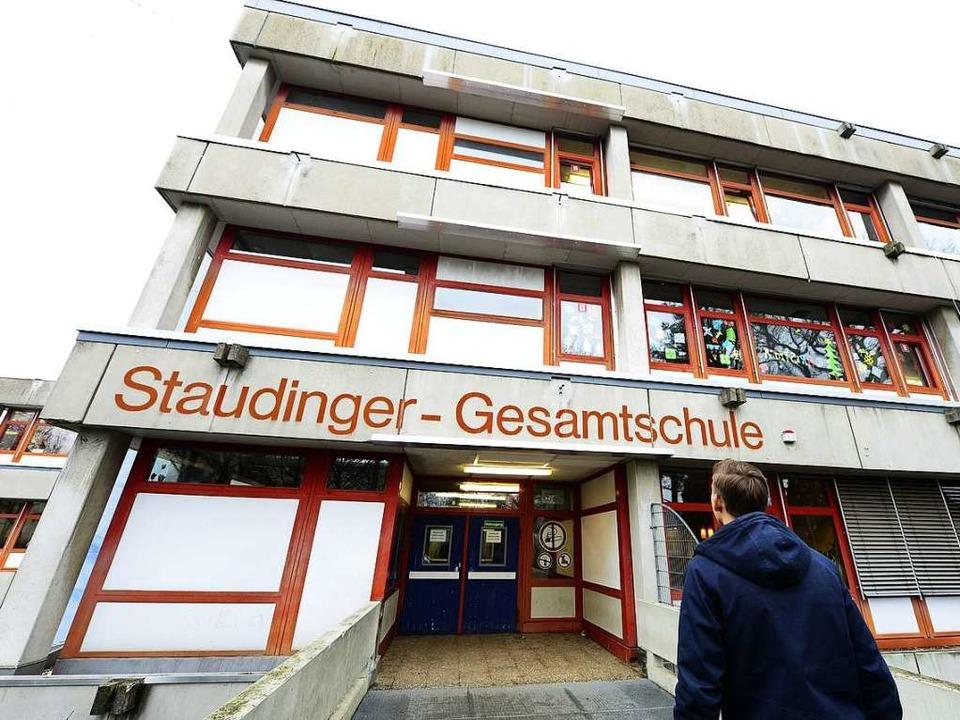 Darf eine Schule nach einem Antisemite...kerkommission dazu eine Empfehlung ab.  | Foto: Ingo Schneider