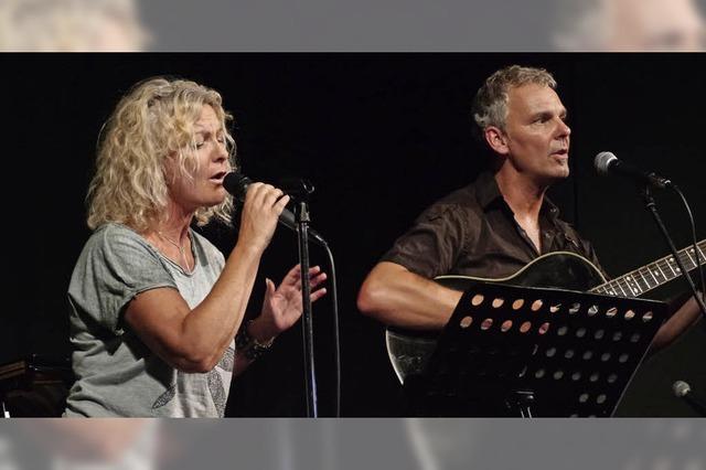Daniela und Heriko Sauter in Riegel