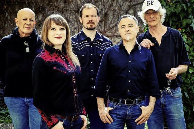 Wise-Dietkron-Band tritt am Samstag, 8. Oktober, im Sprützehus in Wehr-Öflingen auf