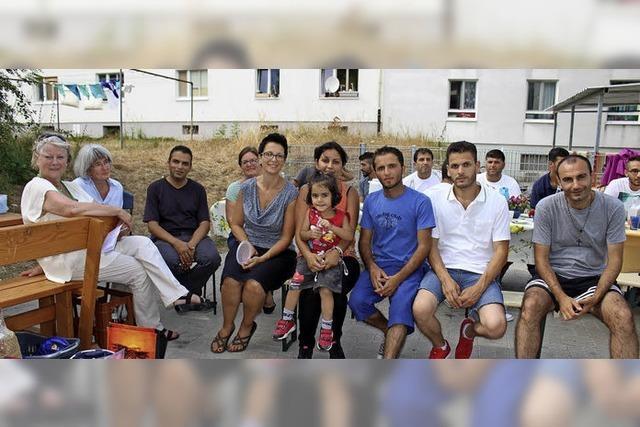 Wohnungen für Flüchtlinge