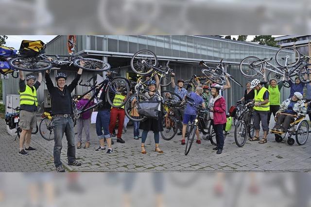 So viele Fahrradfreunde wie noch nie