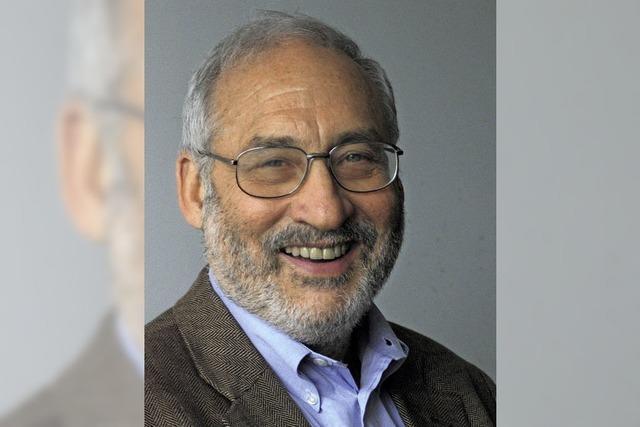 Der freundliche Joe Stiglitz sieht den Euro untergehen