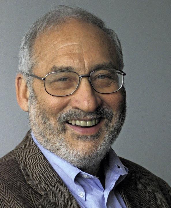 Joseph Stiglitz   | Foto: Privat