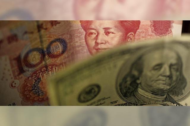 Peking will die Dominanz des Dollar brechen