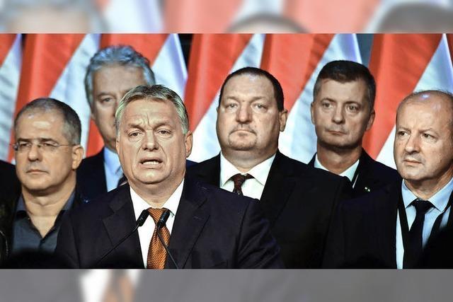 Orban gesteht die Niederlage nicht ein