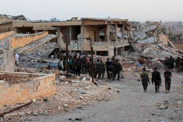 USA beenden Gespräche mit Russland über Syrien