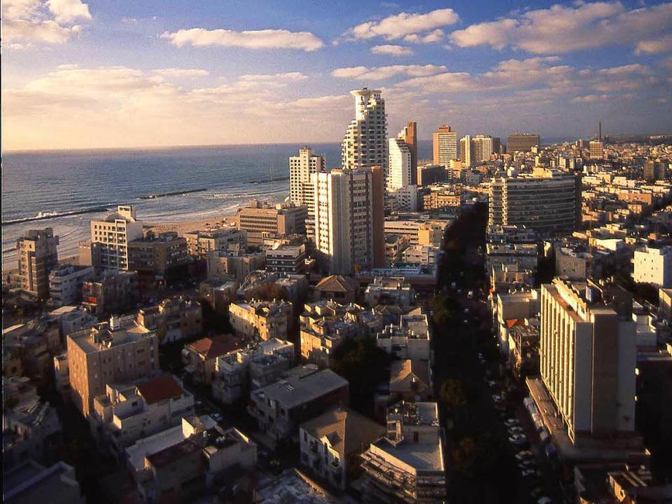 Tel Aviv ist Freiburgs neueste Partnerstadt.  | Foto: privat