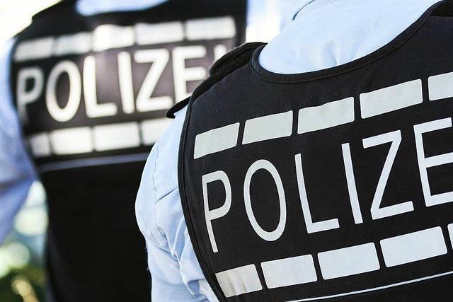 Freiburger Polizei warnt vor Wurfattacken auf Autos