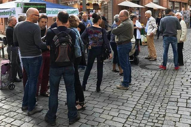 Lahrer BI Altenberg will Alternativen vorschlagen