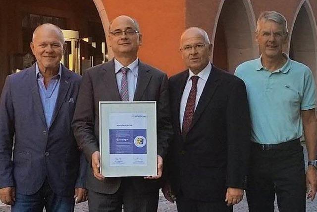 Die Stiftung Bürger für Lahr erfüllt alle Merkmale einer Stiftung