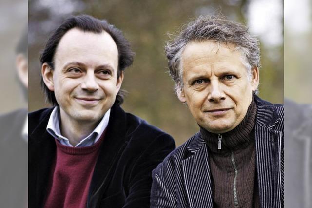 Pieter Wispelwey und Paolo Giacometti konzertieren im Schloss Bonndorf
