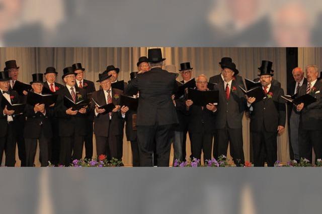Gesangverein Eintracht lädt zum gemeinsamen Singen in St. Blasien