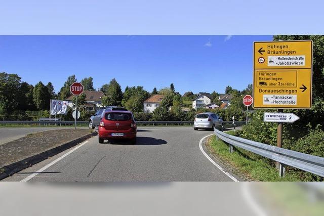 Verkehrsplaner setzt auf eine Ampel