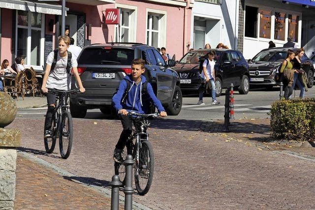 Radwegekonzept ist fast am Ziel