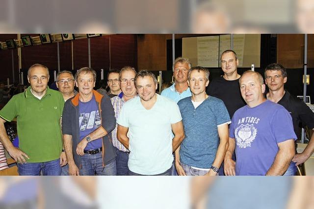 Musiker und Stammtischler siegen