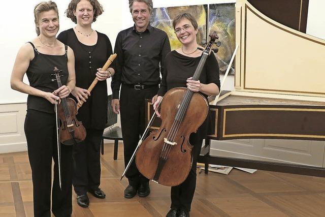 Ein neuer Platz für Musik – im Sulzburger Ratssaal