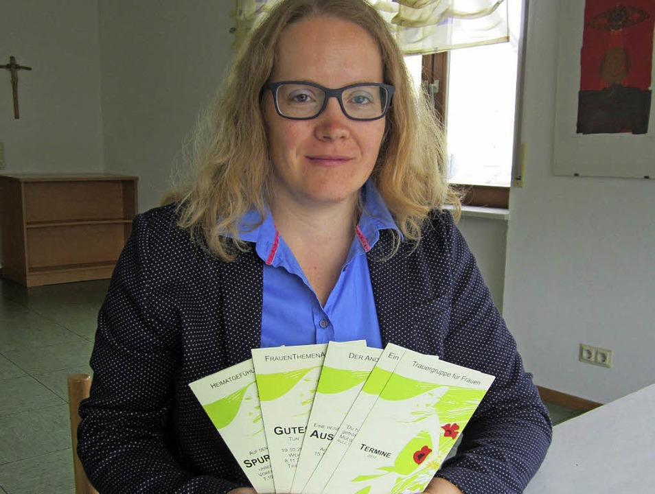 Dekanatsfrauenbeauftragte und Pastoral...reites Angebot im Bezirk Waldshut.      | Foto: Hansjörg  Bader