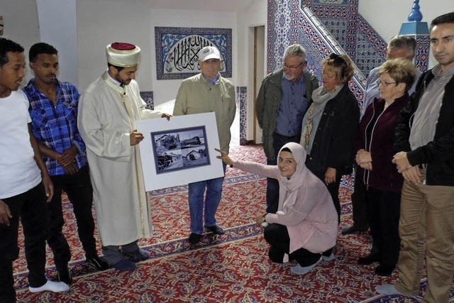 Der Imam will Politik der Offenheit