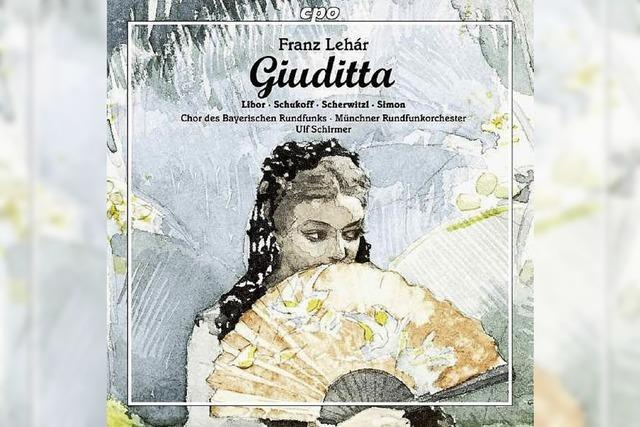 CD: KLASSIK: Opernde Operette