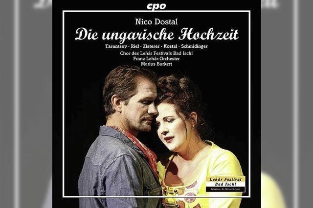 CD: KLASSIK: Verspätete Operette